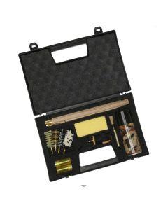 Luxus rensesæt til kal. 12 og 7,62 mm med olie