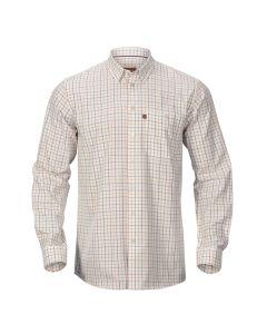 Härkila - Retrieve skjorte Burgundy check