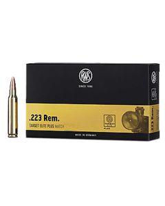 RWS .223 4,47 gram HPBT Target Elite Plus