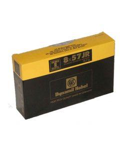 RWS 8x57 JR 12,7 gram 20 stk