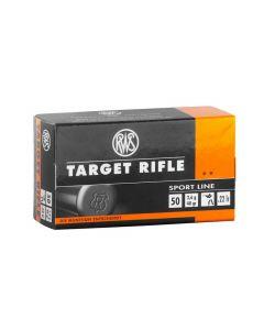 RWS target rifle kal. 22 50 stk