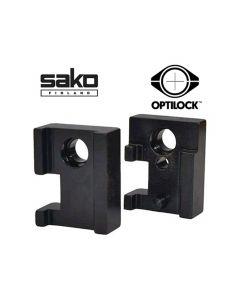 Sako base mount action I & III short