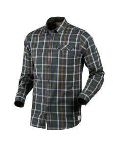 Seeland Gibson skjorte Carbon blue