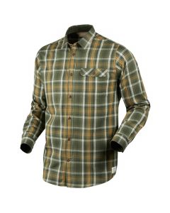 Seeland Gibson skjorte Forest green