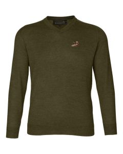 Seeland Noble pullover Pine green