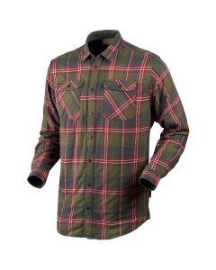 Seeland Nolan skjorte Pine check