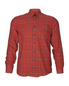 Seeland Ranger skjorte ketchup check