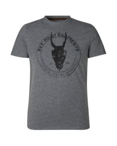 Seeland - Key-point t-shirt Grey melange