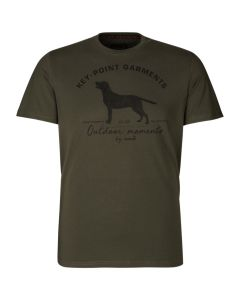 Seeland - Key-point t-shirt Pine green