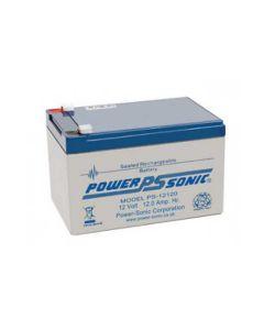 Sillosocks batteri 12 V 12 amp