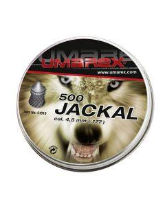 Umarex Jackal hagl 4,5 mm 500 stk